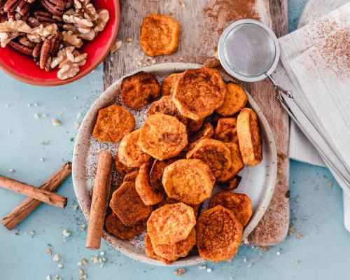 chips patates douces nutrition