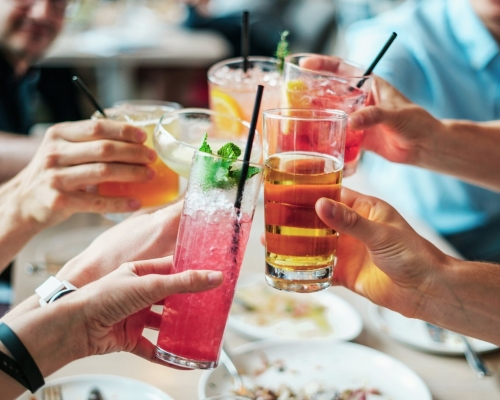 Top 5 Least Fattening Alcohol Drinks according to dietitians from Équipenutrition